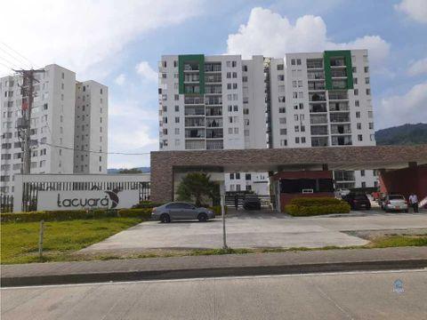se arrienda apartamento en tacuara club residencial dos quebradas