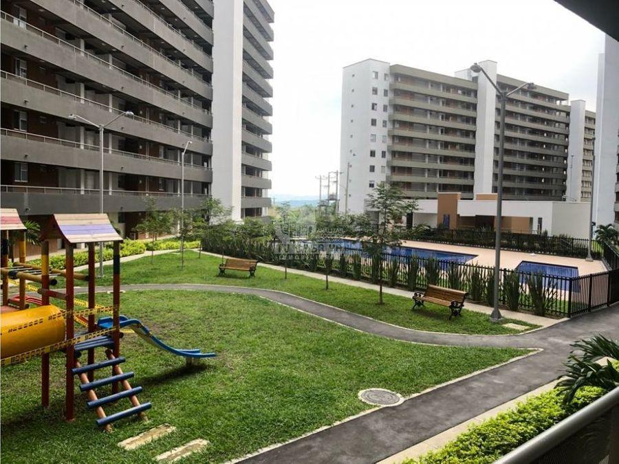 se arrienda apartamento sector condina
