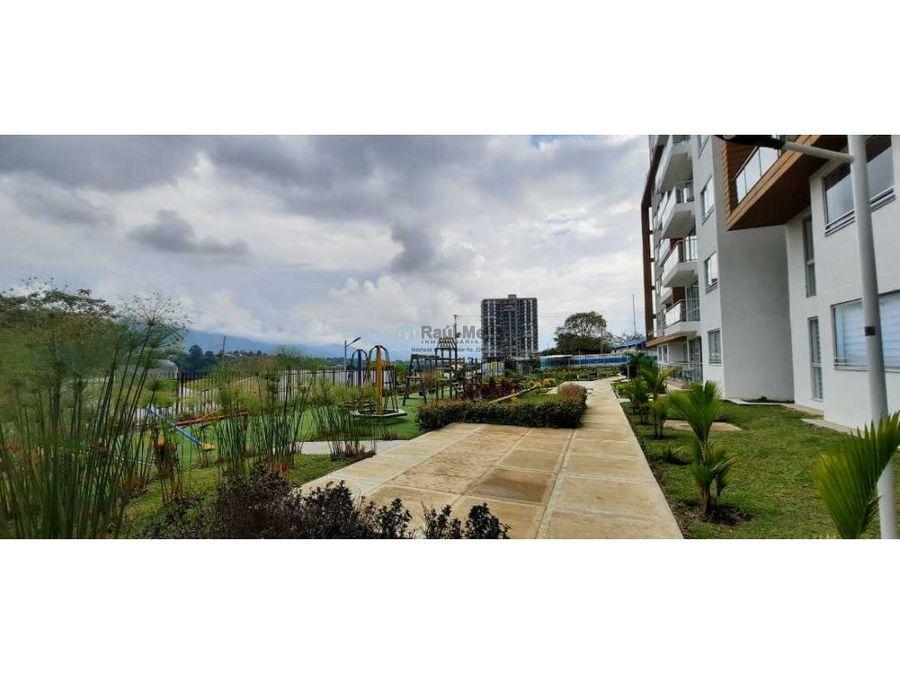 se arrienda apartamento en horizonte verde armenia