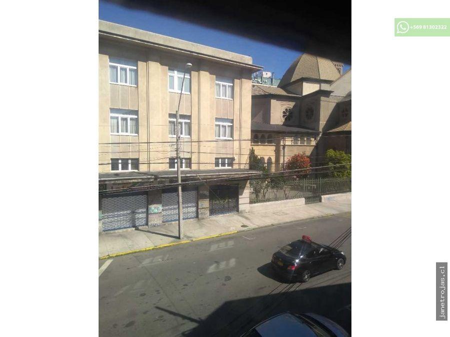 se arrienda casa en pleno centro de valparaiso calle carrera valpo