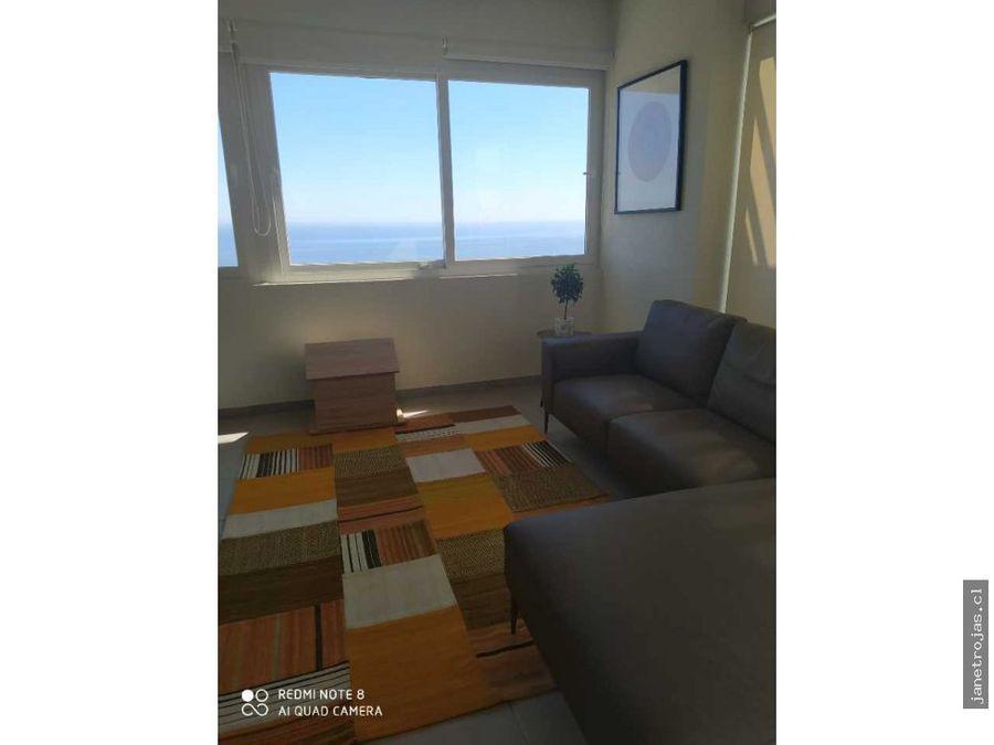 se arrienda departamento nuevo vina del mar edificio alta vista 3