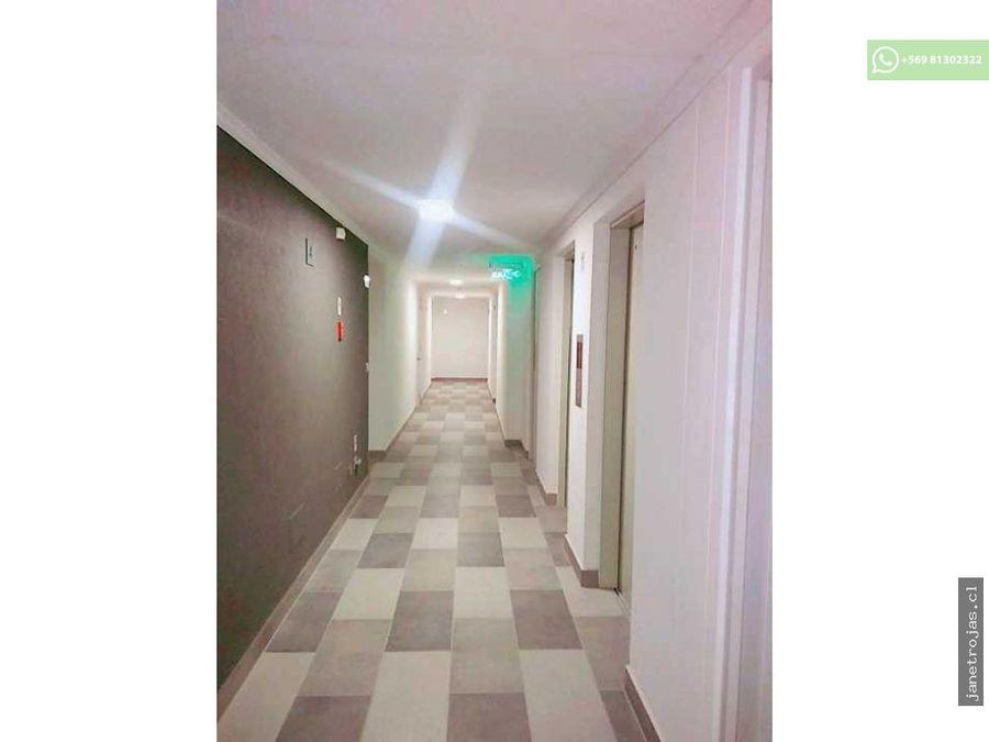 se arrienda hermoso departamento amoblado 1 dormitorio barrio ingles