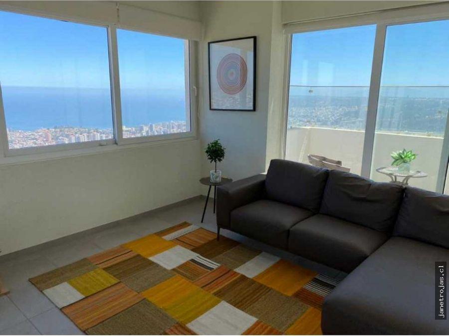 se arrienda hermoso departamento nuevo 1 dormitorio alta vista 3