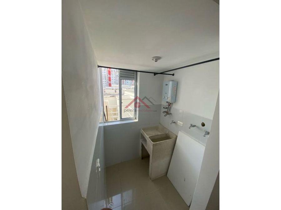 se renta apartamento en la pradera 4to piso
