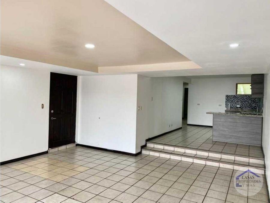 se renta apartamento 3 cuartos rohrmoser