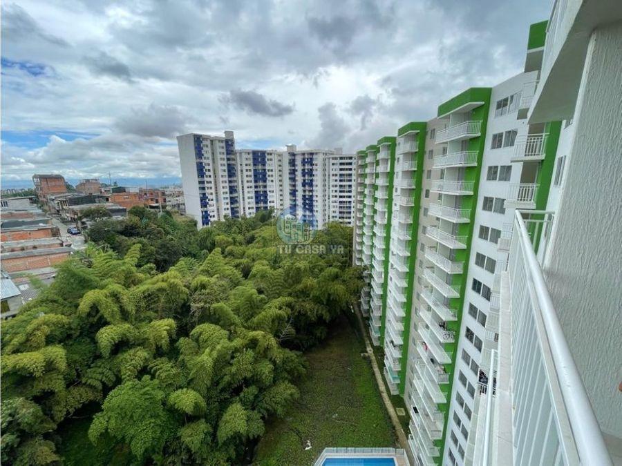se renta apartamento de 3 habitaciones en dosquebradas