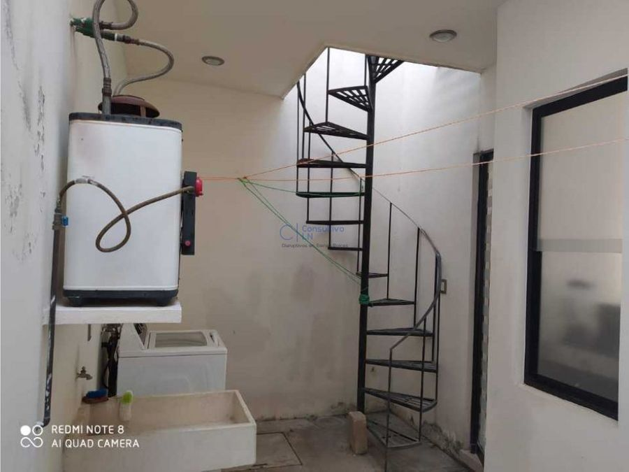 se renta casa amueblada fracc residencial privado
