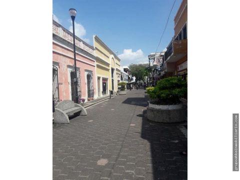 se renta local comercial en el centro de villahermosa