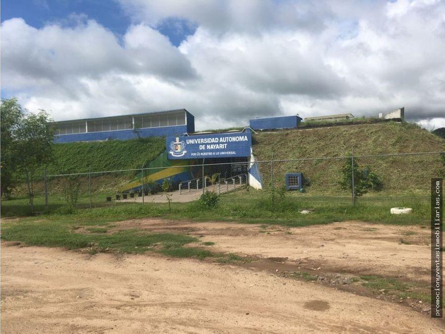 se vende amplio terreno bucerias nayarit para desarrollo habitacional
