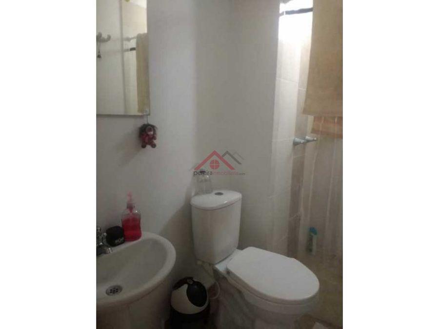 se vende apartamento bien ubicado en conjunto cerrado dosquebradas