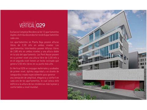 se vende apartamento de 377 m2 en urb altamira