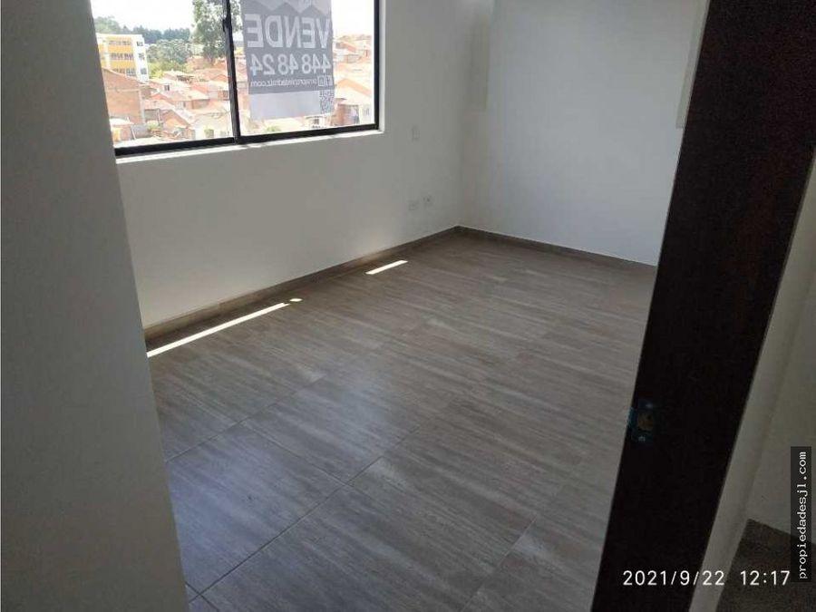 se vende apartamento en marinilla