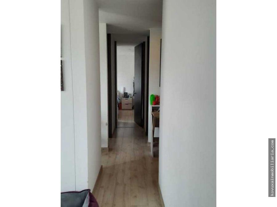 se vende apartamento en cajica con hermosa vista