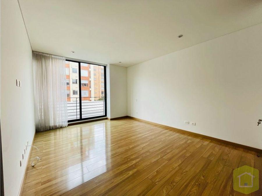 se vende apartamento en chico norte bogota