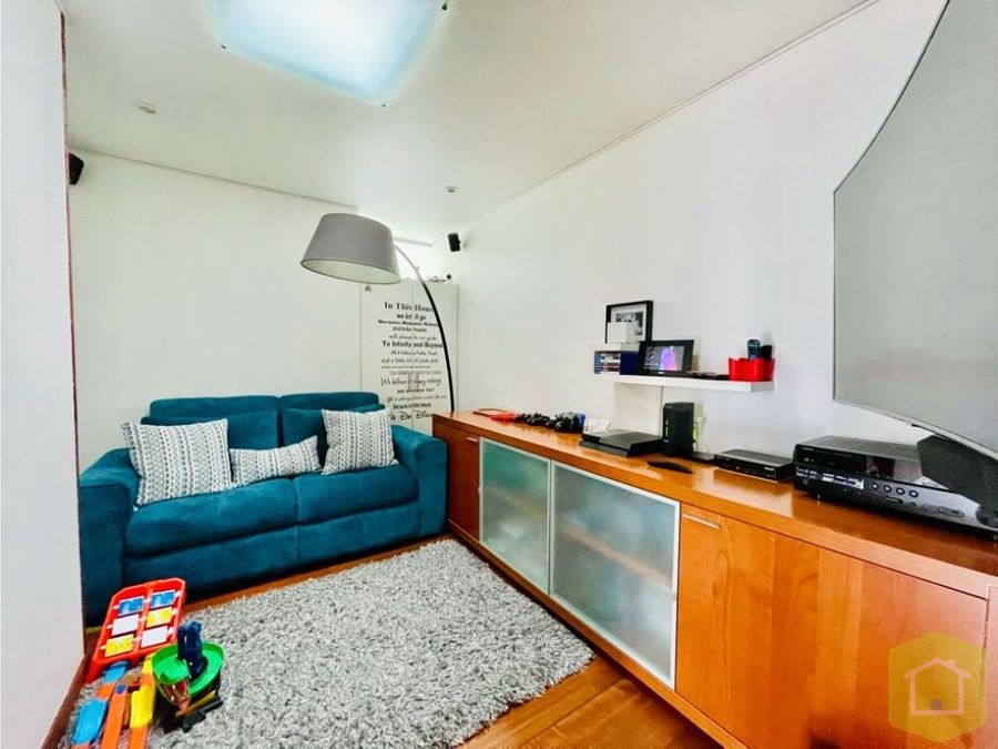 se vende apartamento en chico navarra bogota