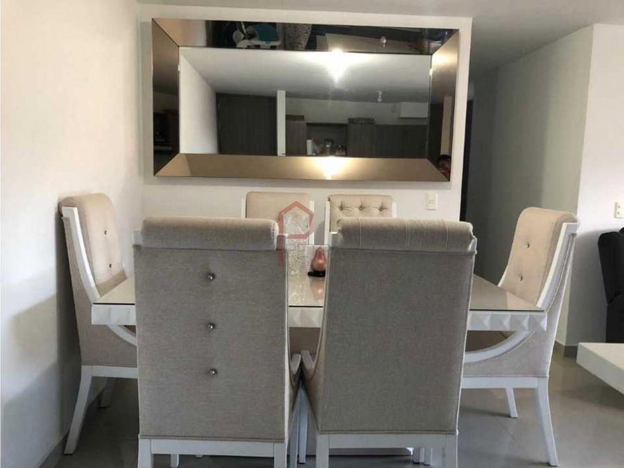 se vende apartamento en las cabanas bello