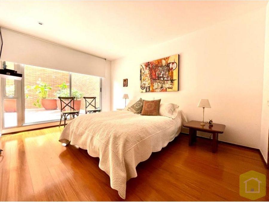 se vende apartamento en los rosales bogota