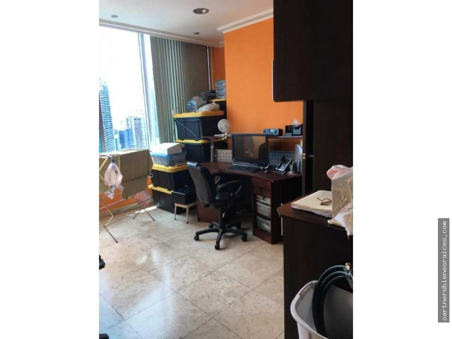 se vende apartamento en ph sky avenida balboa amoblado de lujo