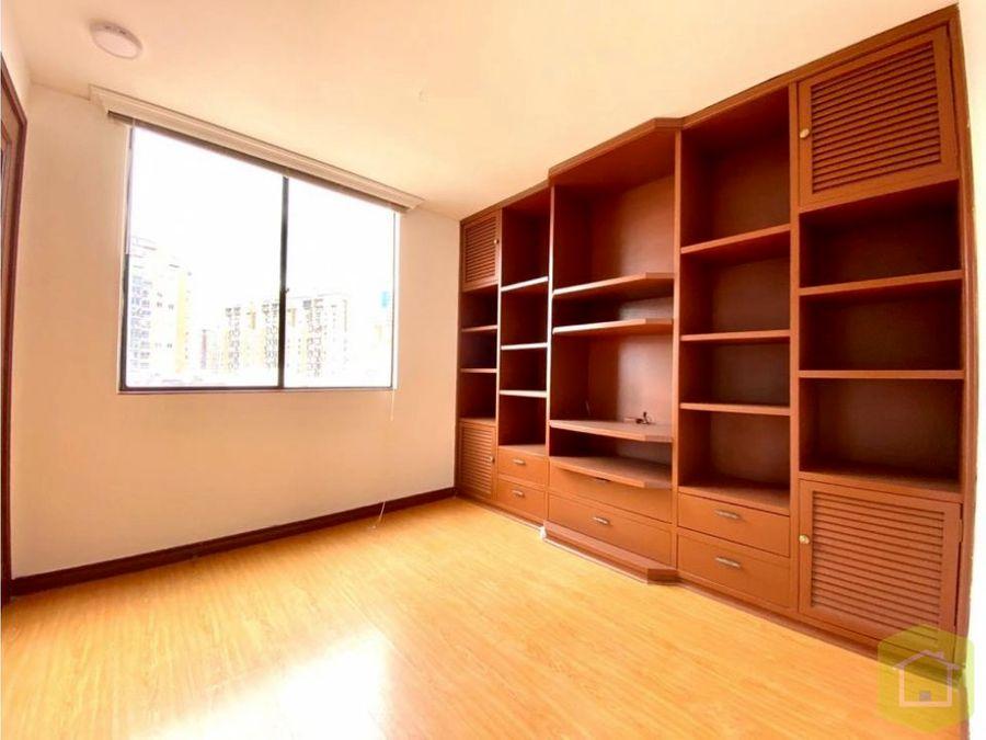 se vende apartamento en pontevedra bogota