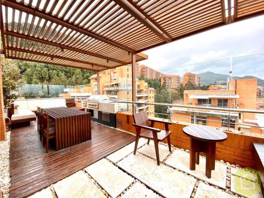 se vende apartamento en reserva de la sierra
