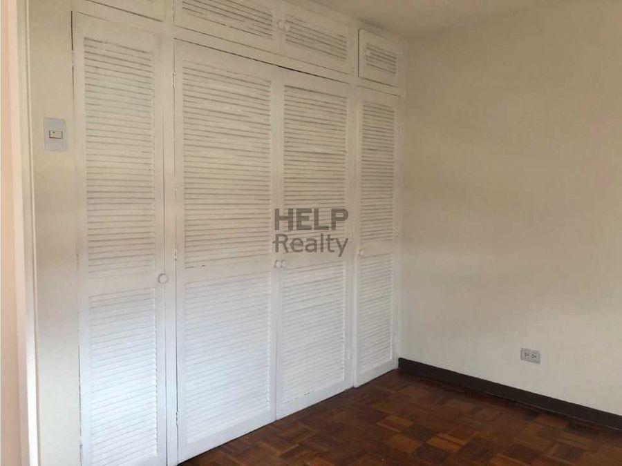 se vende apartamento en rohrmoser