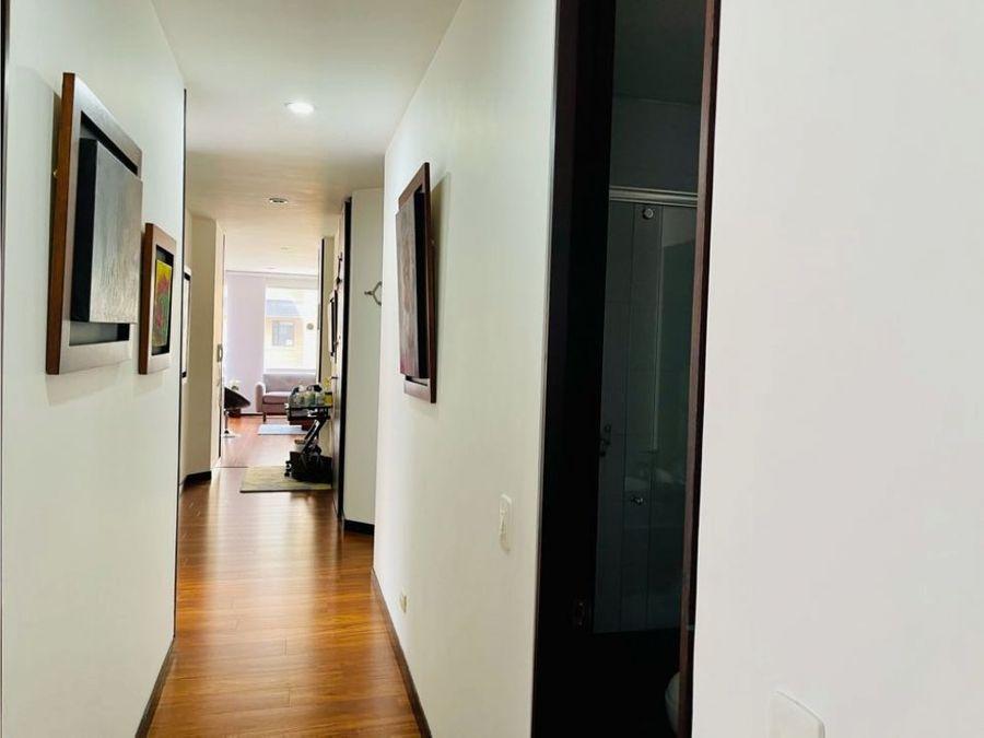 se vende apartamento en santa barbara occicental