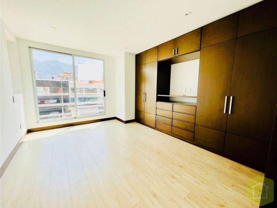 se vende apartamento en santa barbara bogota
