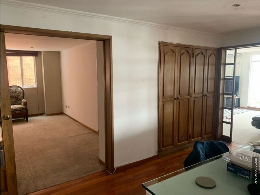 se vende apartamento para remodelar en chico bogota