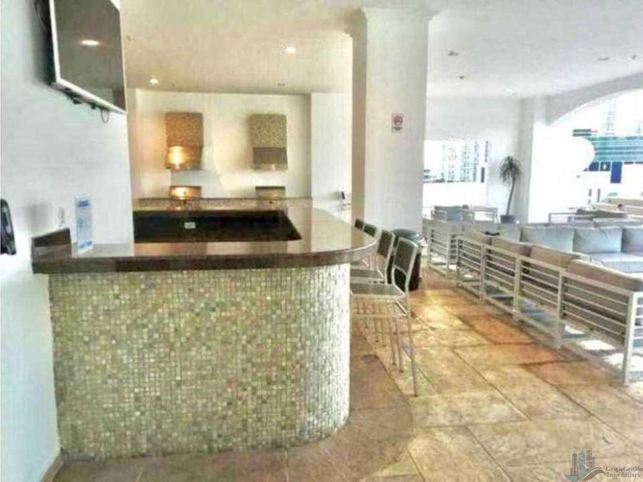 se vende apartamento ph parque del mar 2 lb 202 mts2