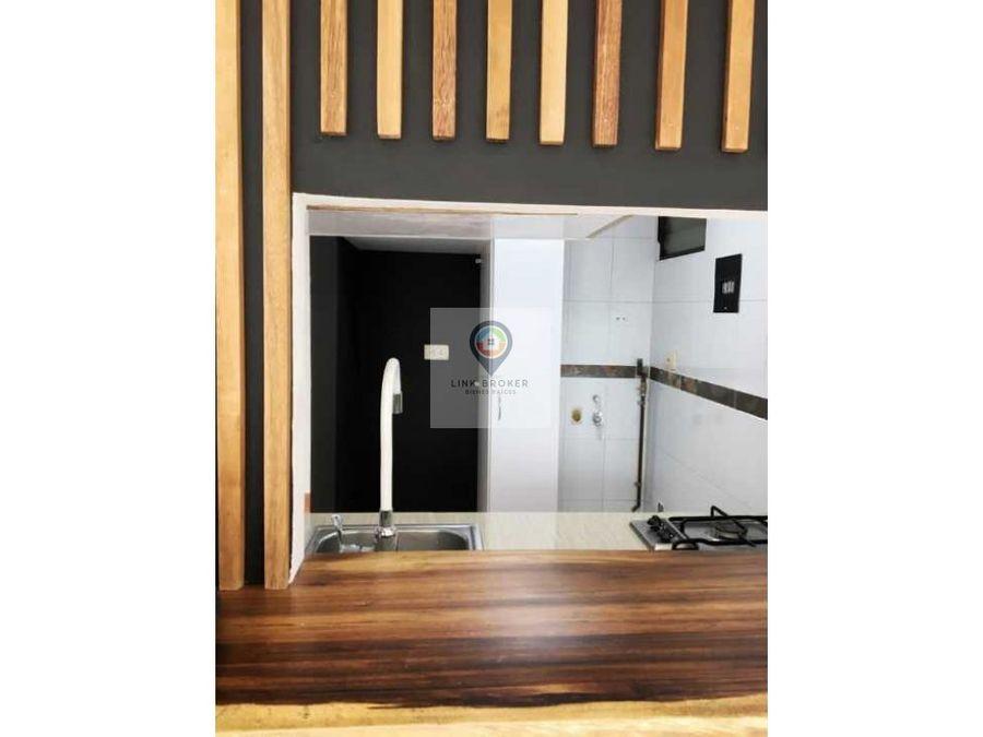 se vende apartaestudio remodelado en la av 30 de agosto en pereira