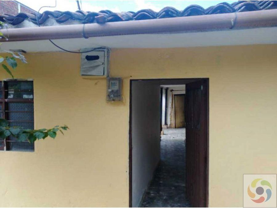 vendo casa sector centro