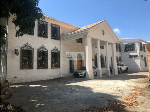 se vende casa 1585m2 5h3s11b40p country club