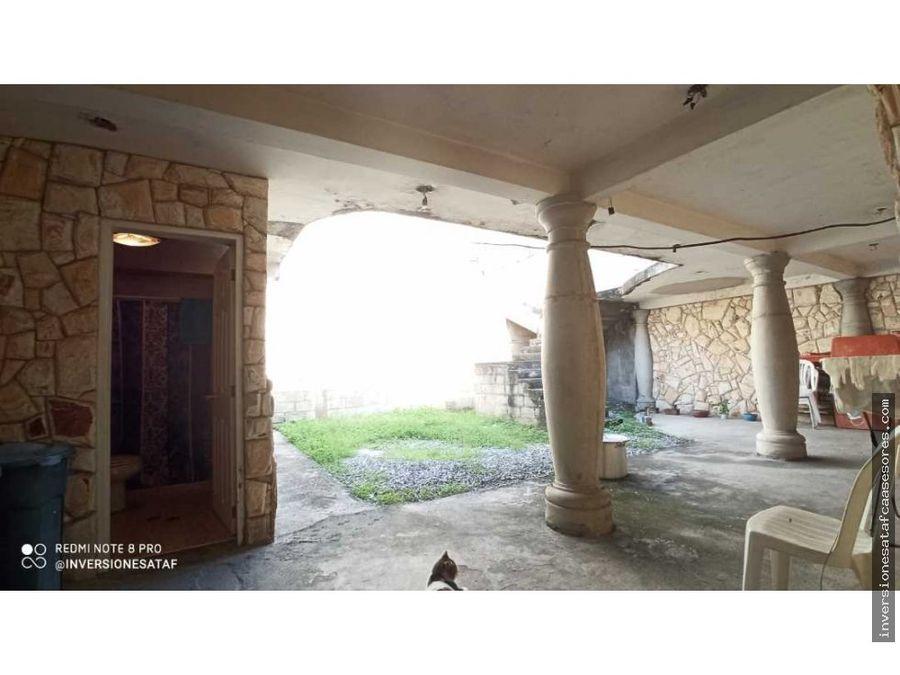 se vende casa 4hab5b3pe 2trzas villa hermosa castillejo guatire