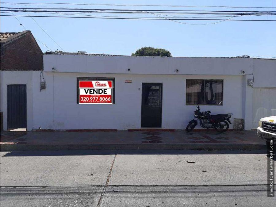 se vende casa comercial crr 11
