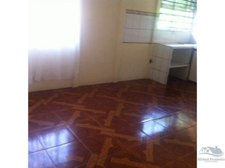 se vende casa con apartamento en jimenez