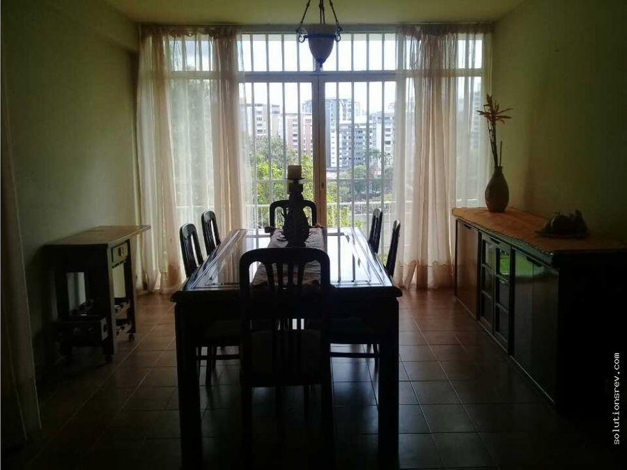 se vende casa amoblada en santa fe