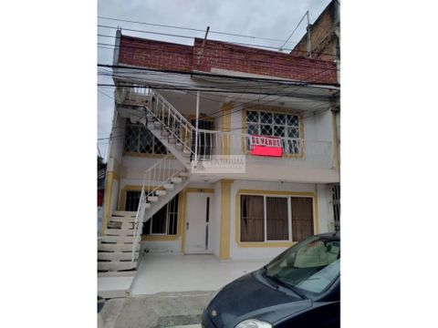 casa trifamiliar en venta en union de vivienda popular cali mj