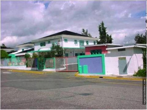 se vende casa guarderia 4000 m2 16 hab12 banos6p loa naranjos