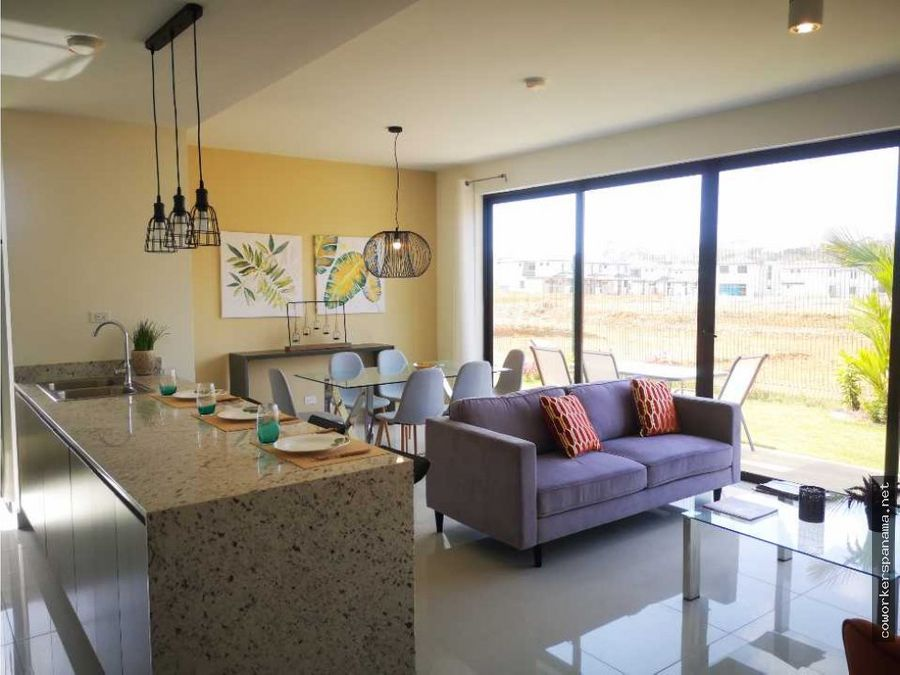 riverview casa de dos niveles en costa verde