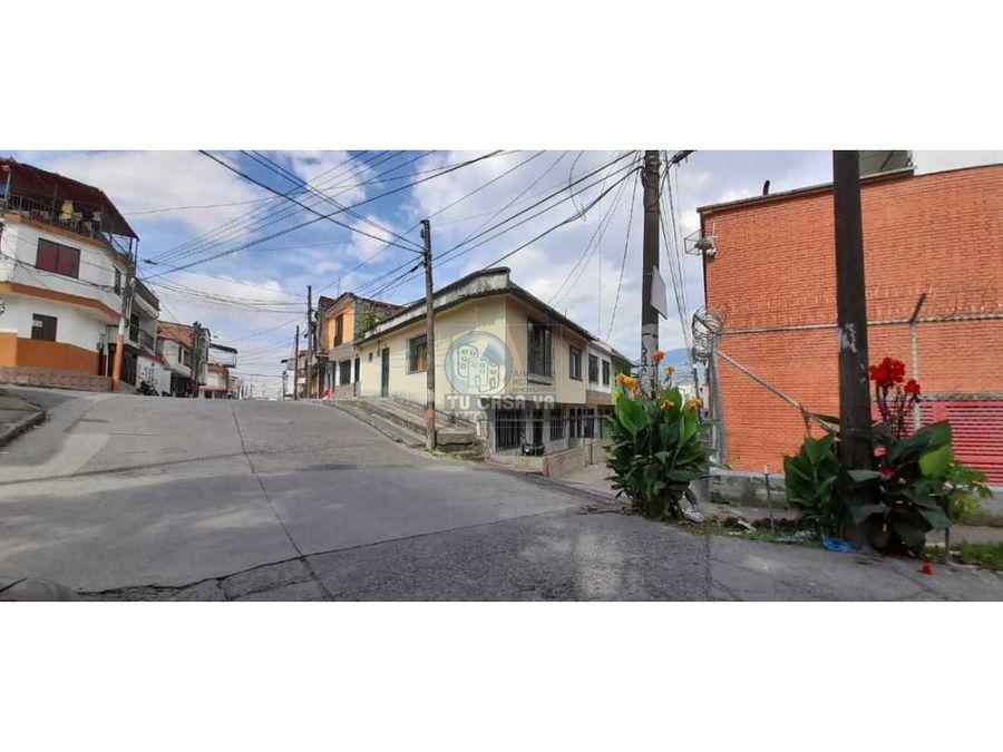 se vende casa duplex barrio villa fanny