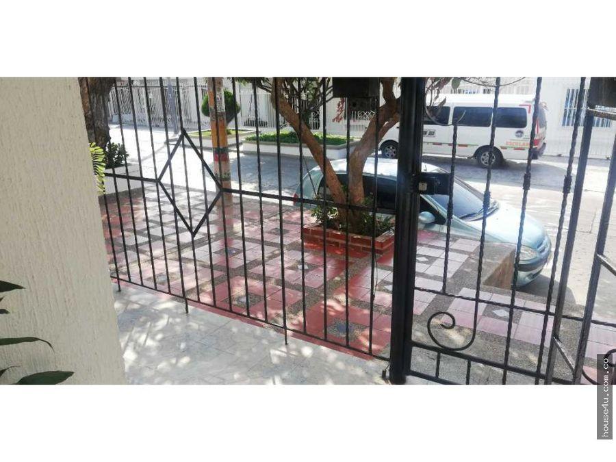 se vende casa duplex barrio nueva granada