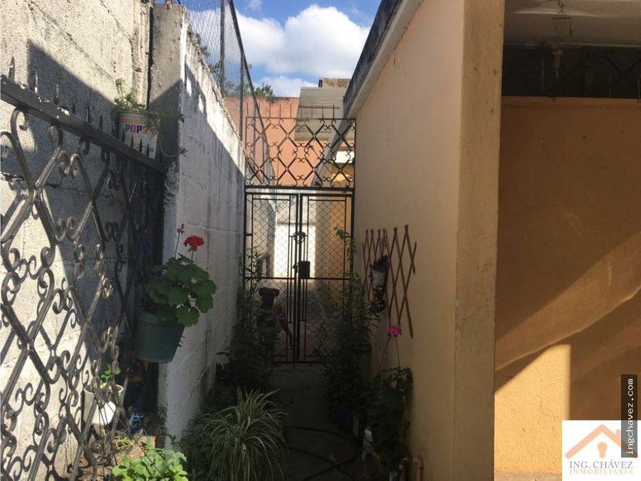 venta de casa en jardines zona 5 nd
