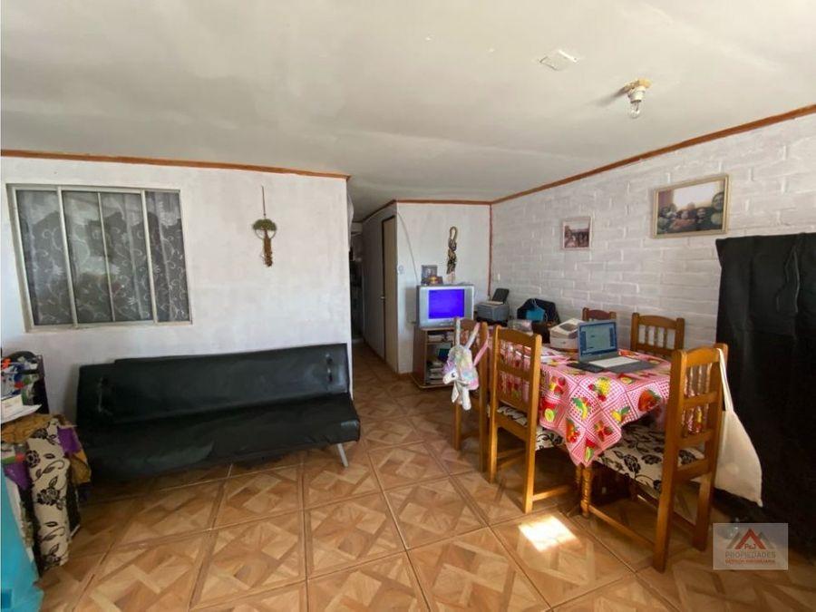 casa de un piso en limache