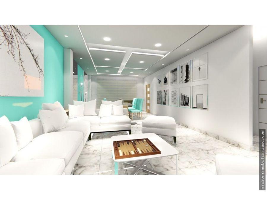 se vende casa en manta beach 4 dormitorios