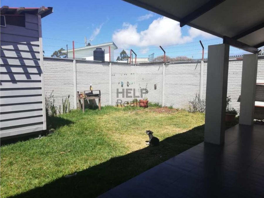 se vende casa en san isidro de heredia