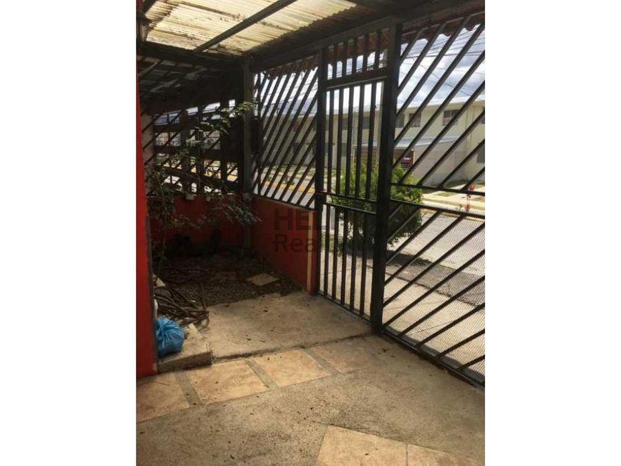 se vende casa en tejar del guarco cartago