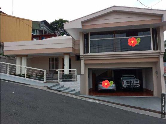 se vende casa naranjo centro alajuela