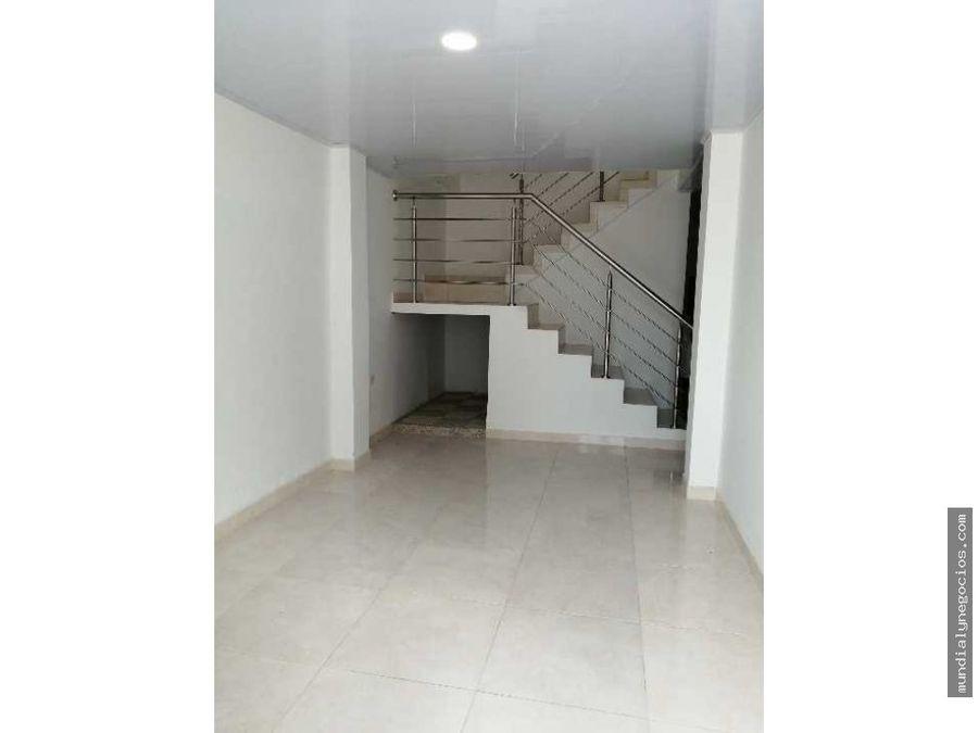 se vende casa nueva en riohacha mt 010
