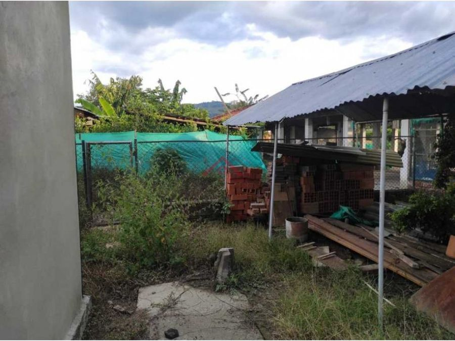 se vende casa nueva en zaragoza valle del cauca