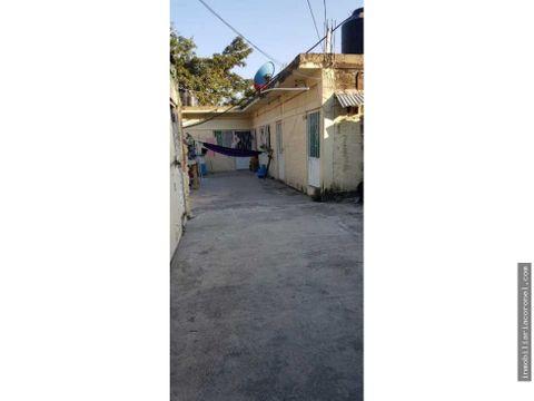 se vende casa para proyecto departamentos zona centrica